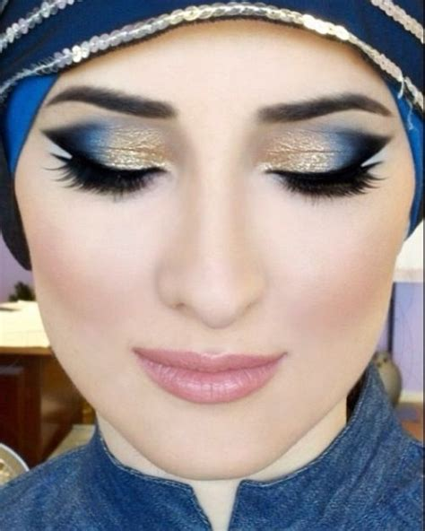 Best Arabian Eye Makeup Tutorials With Step By Step Tips