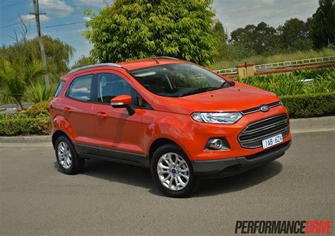 Ford Ecosport 2014 At 2014 ford ecosport titanium performancedrive