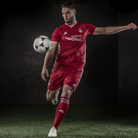 Aberdeen 2019-20 Adidas Home Kit | 19/20 Kits | Football ...