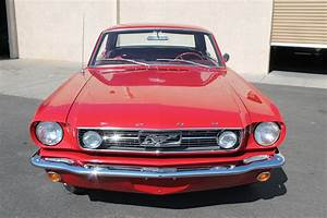 1966 Ford Mustang GT Coupe