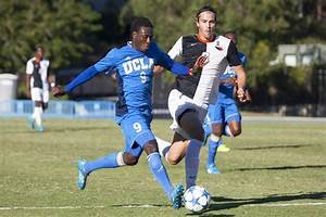 No. 9 UCLA men's soccer upsets No. 1 Akron in 6-1 ...