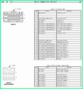 Chrysler 300 Stereo Wiring Diagram