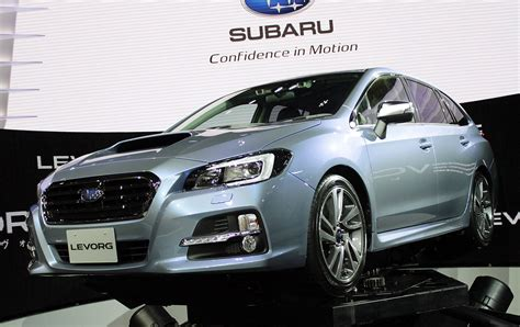 Subaru Levorg Please Come To America Auto Waffle