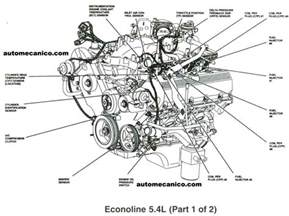 similiar 5 4 triton engine parts keywords ford expedition 5 4 triton engine diagram