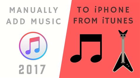 add from itunes to iphone how to manually add to iphone or ipod touch