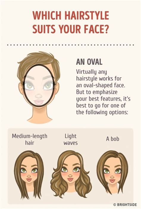 what hairstyle is best for me how to choose the best hairstyle to match your face