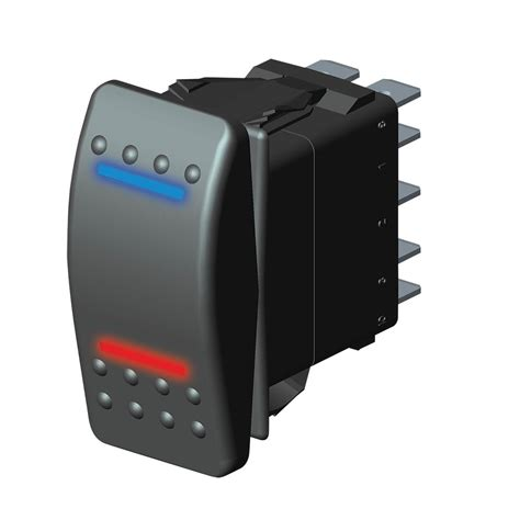 Flex Lite Automotive Illuminated Way Switch