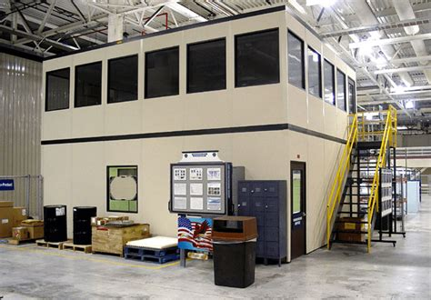 modular offices pre engineered for your facility