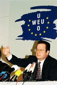 Western Union Erfurt : press conference held by klaus kinkel at the weu council of ministers erfurt 18 november 1997 ~ Watch28wear.com Haus und Dekorationen