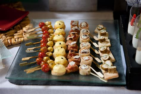 cuisine et vin de recettes organiser un buffet soi même tea gourmand