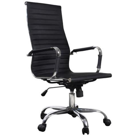 chaise de bureau noir fauteuil cuir fauteuil bureau fauteuil chesterfield