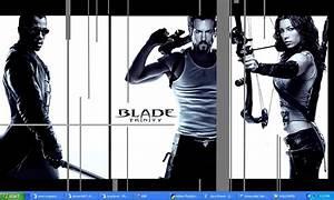 Blade Wallpaper by LycanLover on DeviantArt