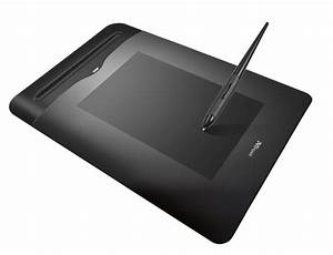 Trust Ebrush Graphics Tablet Widescreen For Pc  Tablet