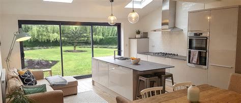 simple single storey kitchen extension homeowners aura homes