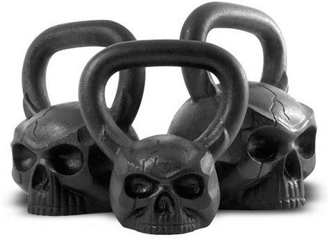 skull instagram equipment workout gym kettlebell iron exercise