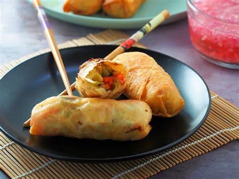 lumpiang prito  tofu kawaling pinoy