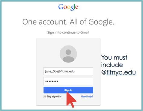How Do I Sign In To My Fit Email Account? (gmail)