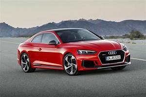 2017 Audi Rs 5 Coupe Coming This Summer  Boasts 444bhp