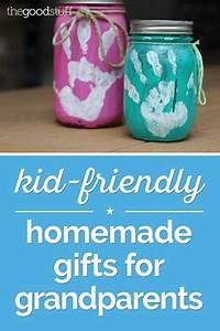 8 Last Minute DIY Gifts For Grandparents