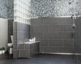 224 l italienne encastrable 50 salles de bains modernes carrelages gris
