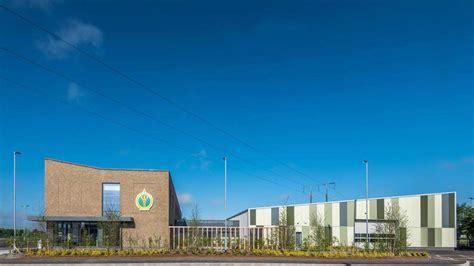northern ireland ambulance station ballymena hmclarnon son