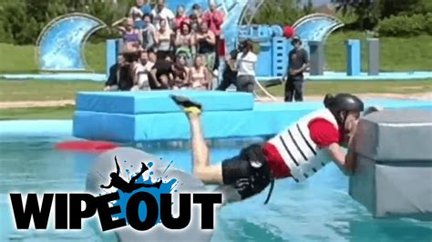 wipeout fail hd compilation