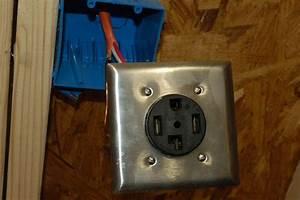 220 Dryer Outlet