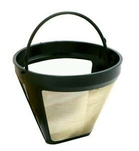 Check out our gold coffee filter selection for the very best in unique or custom, handmade pieces from our товары для дома shops. Norpro 551 Gold Cone No. 4 Coffee Filter   eBay