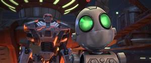 Wallpaper Ratchet Clank Clank Robot Best Animation