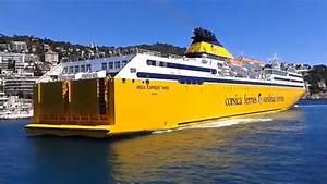 Comparateur Ferry Corse : man uvre d 39 un ferry l 39 entr e du port de nice corsica ferries sardinia ferries youtube ~ Medecine-chirurgie-esthetiques.com Avis de Voitures