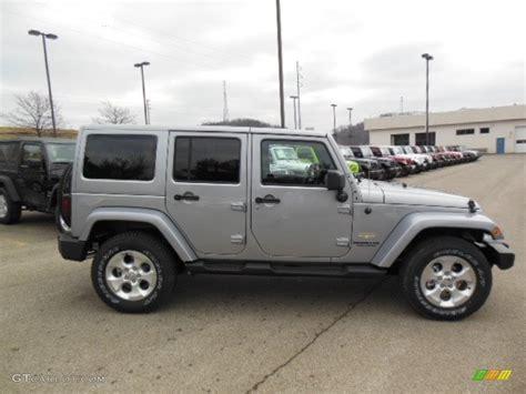 jeep sahara silver billet silver metallic 2013 jeep wrangler unlimited sahara