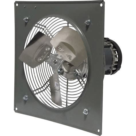 explosion proof exhaust fan canarm explosion proof single speed exhaust fan 14in