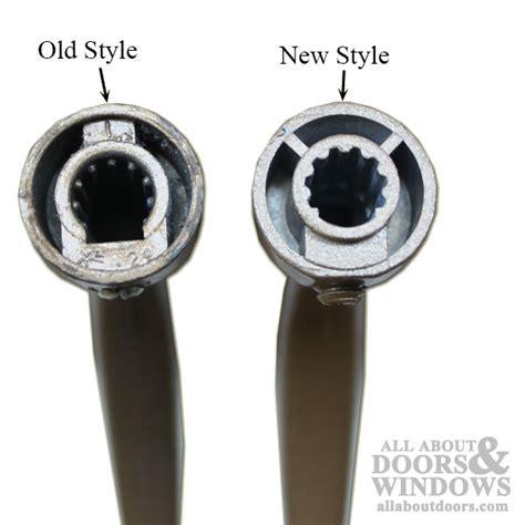 awning casement operator crank handle generic pella  market choose color