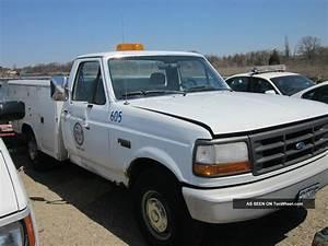 Pick Up Ford : 1993 ford f250 pick up truck 605 ~ Medecine-chirurgie-esthetiques.com Avis de Voitures