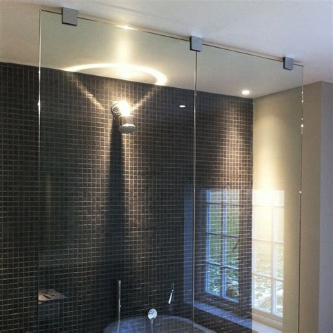 access  large glass panels frameless showers ssi