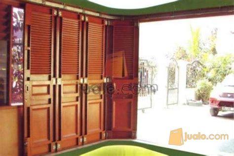 pintu besi komponen rel pintu dorong merk grant surabaya