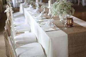 Mariage Theme Champetre : mariage theme champetre toile de jute j 39 ai dit oui ~ Melissatoandfro.com Idées de Décoration