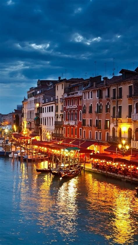 Water City Of Venice Italy Beautiful Places Pinterest