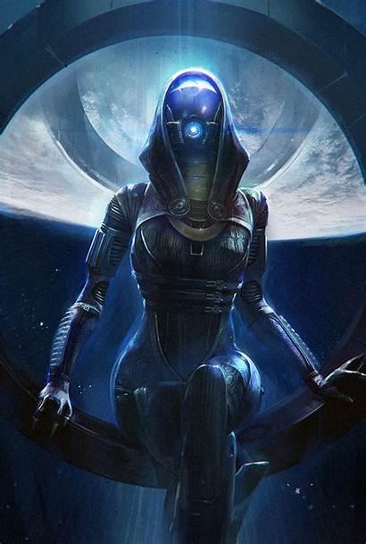 Tali Mass Effect Zorah Nar Rayya Concept