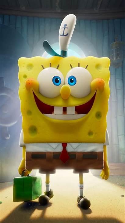 Spongebob Sponge Run 4k Wallpapers Movies Iphone
