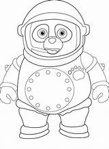 Agent Coloring Pages Secret Printable Oso Getcolorings Special Print sketch template