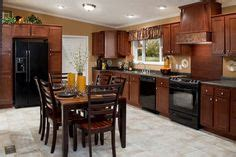 great kitchens  mobile manufactured homes images mobile home dining area