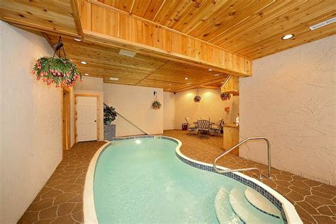 smoky mountain cabins with indoor pools 3 amazing smoky mountain cabins with pool that you must see