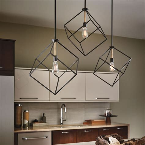 kitchen lighting fixtures island introducing kichler modern lighting