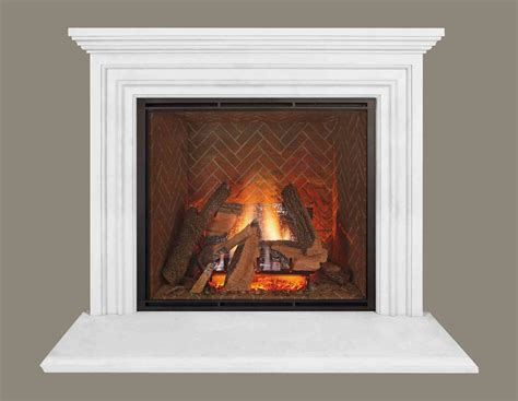 fireplace mantel surround wooden fireplace electric