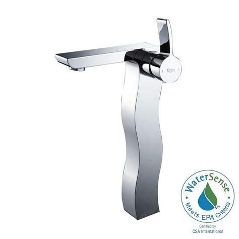 kraus bathroom chrome faucet chrome bathroom kraus faucet