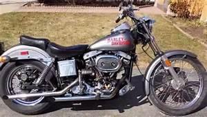 Find Harley Davidson Fx  Fxs  Fxe Shovelhead Workshop