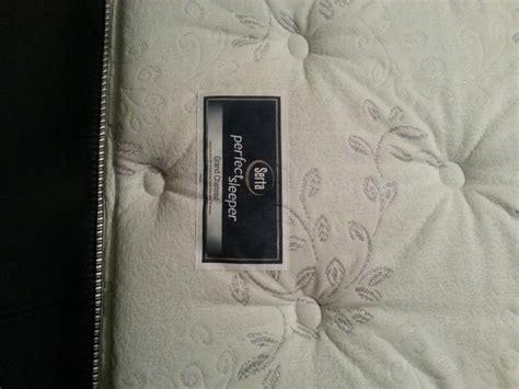 queen size  perfect sleeper grand chateau mattress