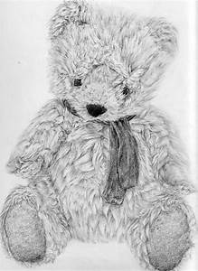10 lovely teddy drawings for inspiration hative