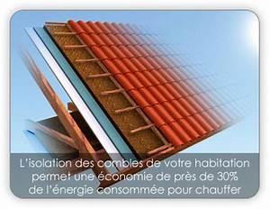 Comble Eco Energie : l 39 isolation des combles de votre habitation pour faire des ~ Melissatoandfro.com Idées de Décoration